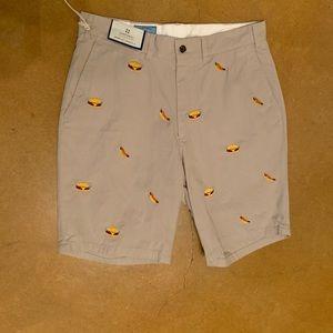 Men's Castaway Hamburger/Hotdog shorts